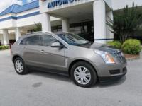 LOW MILES, This 2012 Cadillac SRX Luxury Collection