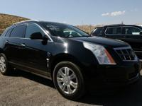 2012 Cadillac SRX Luxury Recent Arrival! 6-Speed