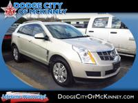 Familiarize yourself with the 2012 CADILLAC SRX! It