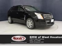 This 2012 Cadillac SRX Luxury Collection has a