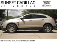 Take home this low mileage SRX- Front & Rear Park