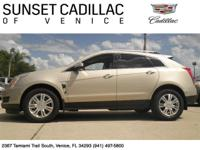 Luxury SRX with a Power Sunroof, Adjustable Pedals,