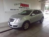 You NEED to see this SUV! The Ferris Chevrolet Buick