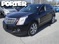 That's right, we have this 2012 SRX with only 41,104