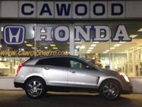 Options:  2012 Cadillac Srx Performance|Silver|3.39