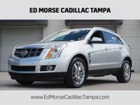 New Price! CARFAX One-Owner. 2012 Cadillac SRX