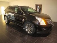 Options:  2012 Cadillac Srx Performance|Black|Clean