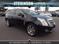 Stevinson Lexus is offfering this. 2012 Cadillac SRX