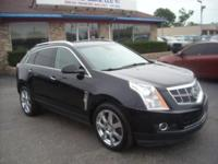 THIS IS A VERY SHARP 2012 CADILLAC SRX PREMIUM EDITION