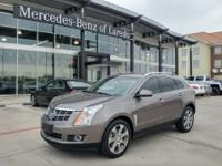 Check out this gently-used 2012 Cadillac SRX we