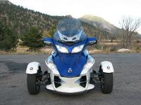 2012 Can Am Spyder RS-S SM5Up for sale is a one owner,