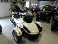 Anywhere. 2012 Can-Am Spyder RS SE5 2012 Can-Am Spyder