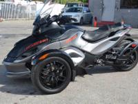 Make: Can Am Model: Other Mileage: 9,260 Mi Year: 2012