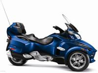 2012 Can-Am Spyder RT Audio & Convenience SM5 Low