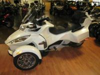 2012 Can-Am Spyder RT Limited RT LIMITED SE5 the Spyder