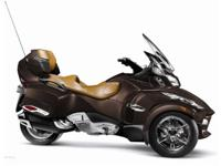 2012 Can-Am Spyder RT Limited 2012 CanAm Spyder RT