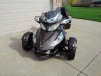 Make: Can Am Model: Other Mileage: 1,300 Mi Year: 2012