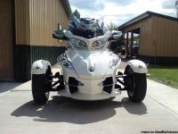 2012 Can-Am Spyder RT Limited This listing is a 2012