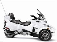 2012 Can-Am Spyder RT Limited Only $21995 at Jim Potts