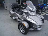 2012 Can-Am Spyder RT-S SM5 Like New Spyder RT-S in