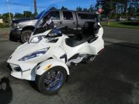 2012 Can Am Spyder RT SE5 Limited. Restricted edition-