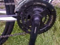 This bike is in excellent condition. I have done a