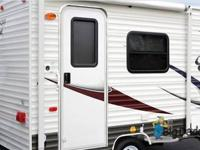 New 2012 Palomino Canyon Cat 12RB Travel Trailer