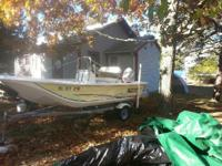 2012 Carolina Skiff J 16CC. 15.9 ft 2012 Carolina Skiff