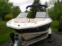 2012 Chaparral 206 SSI for sale in Gilbertsville,