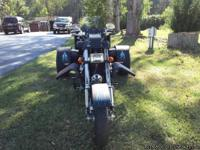 2012 Cheetah Trike. Custom Built SS Chopper; 4.3 Vortex