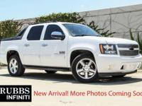 Summit White 2012 Chevrolet Avalanche 1500 LT LT1 RWD