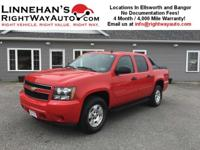 You are looking at a clean 2012 Chevy Avalanche. This