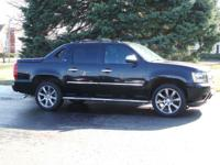 Options:  2012 Chevrolet Avalanche Ltz|Black/Ebony|V8
