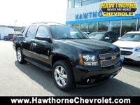 Carfax One Owner 2012 Chevrolet Avalanche LTZ Four
