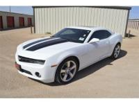 With the killer style this Camaro 2LT has, it's not