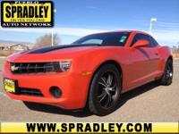 2012 Chevrolet Camaro 2dr Car 1LS Our Location is: