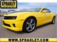 2012 Chevrolet Camaro 2dr Car 2SS Our Location is: