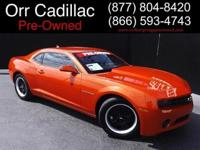 2012 Chevrolet Camaro 2LS Our Location is: Orr Preowned
