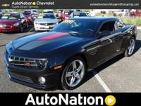 This 2012 Chevrolet Camaro 2SS is proudly provided by