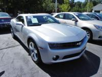 2012 CHEVROLET CAMARO. *********** REDUCED WAS $22,900