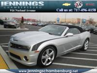 2012 Chevrolet Camaro CONVERTIBLE Our Location is: