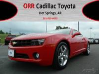 2012 Chevrolet Camaro Coupe 2LT Our Location is: ORR