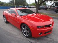 2012 Chevrolet Camaro Coupe 2LT Our Location is: Dyer