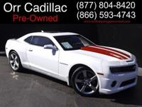 2012 Chevrolet Camaro Coupe 2SS Our Location is: Orr