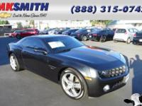 2012 CHEVROLET CAMARO COUPE Coupe 2LS Our Location is: