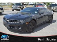 Our 2012 Camaro Coupe 1LS will fulfill your wildest,