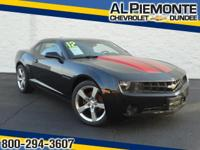 PRICED BELOW MARKET!! THIS Camaro WILL SELL FAST! This