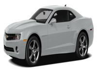 Options:  2012 Chevrolet Camaro Ls W/1Ls|Chevrolet