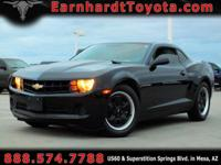 We are excited to offer you this 2012 Chevrolet Camaro