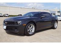This 2012 Chevrolet Camaro 2LS is offered to you for